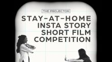 """The Projector launches """"Stay At Home"""" short film contest"""