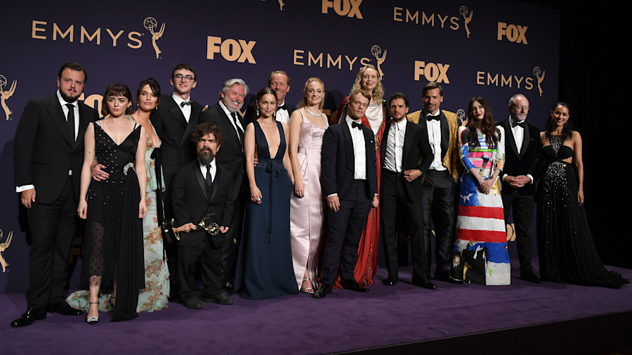 Kit Harington On Dealing With 'Game Of Thrones' Controversial Ending – Emmys Backstage