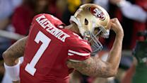 Colin Kaepernick offered free Red Robin for life