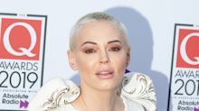 Rose McGowan calls Natalie Portman a 'fraud' for her Oscars fashion protest