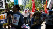 Japan anti-conspiracy bill clears lower house despite rights worries