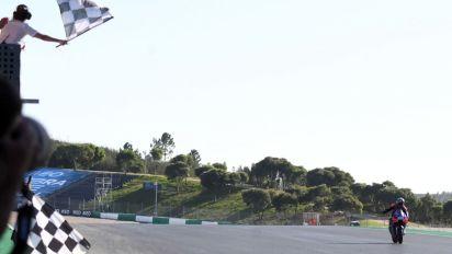 MotoGp, Oliveira profeta in patria