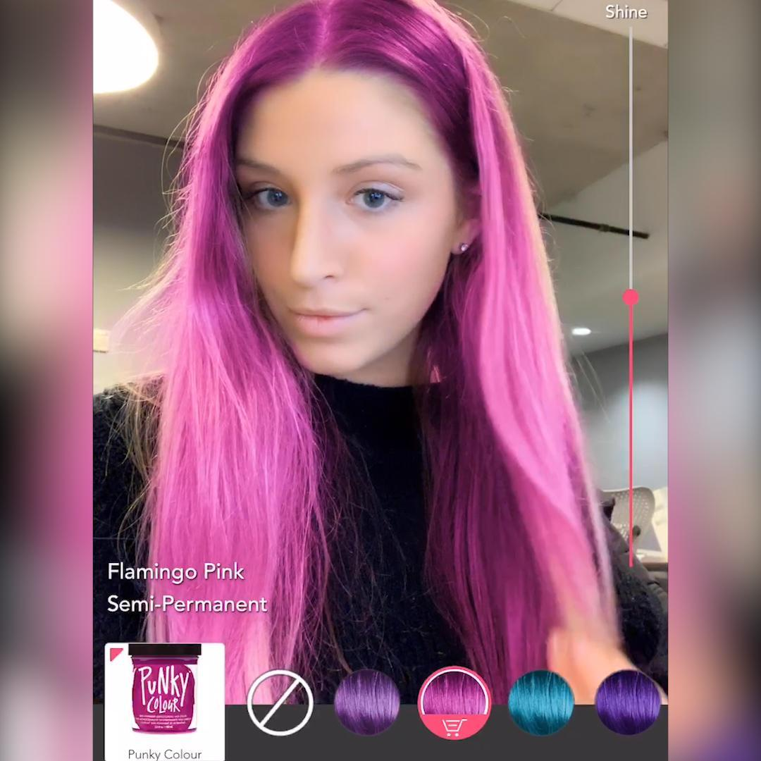 App To Try Hairstyles: Hair Color-changing App Lets You Try Out Different Looks