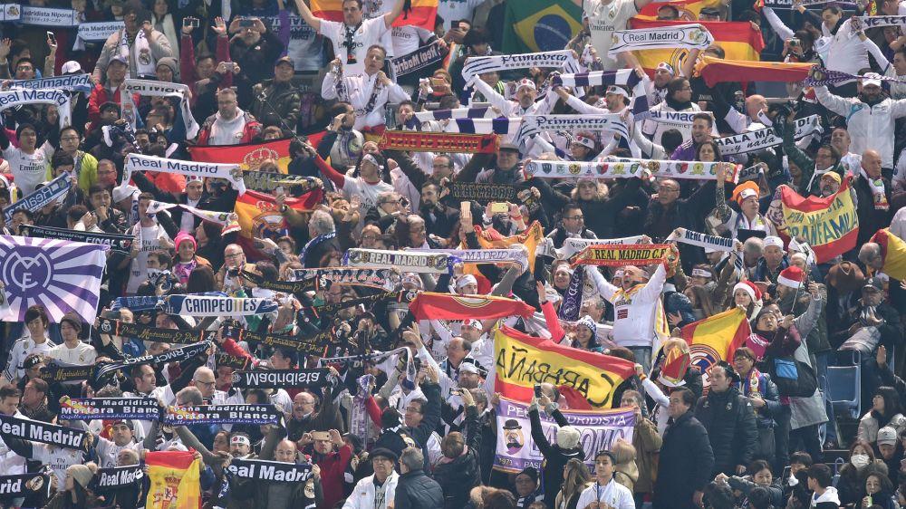 El 10,4% de los catalanes es del Real Madrid