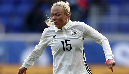 Frauen-Fußball: Stürmerin Islacker fehlt DFB-Frauen gegen Kanada