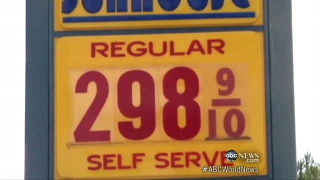 Gas Prices Dropping for Summer?