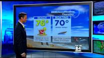 WBZ AccuWeather Evening Forecast For August 13