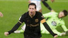 Barcelona vence 3-0 al Celta pese a jugar todo el segundo tiempo con 10 jugadores