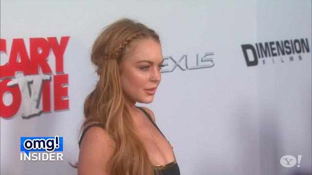 Lindsay Lohan on Making Fun of Herself: 'What Else Are You Going to Do?'
