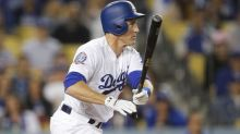 Dodgers lose again despite benefiting from luckiest hit you'll ever see