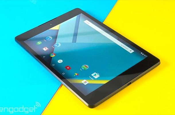 T-Mobile's Nexus 9 comes with LTE and a $600 price tag (update: AT&T too)