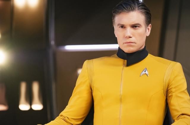 'Strange New Worlds' is the latest Star Trek series for CBS All Access