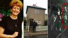 Police recover the handbag of woman who died 'of shock' after thieves ransacked her London home