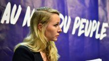 Marion Maréchal n'est plus adhérente du Rassemblement national