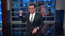 Colbert Melts A Favorite GOP Argument Against Gun Control