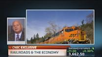 Riding the economic rails: BNSF CEO