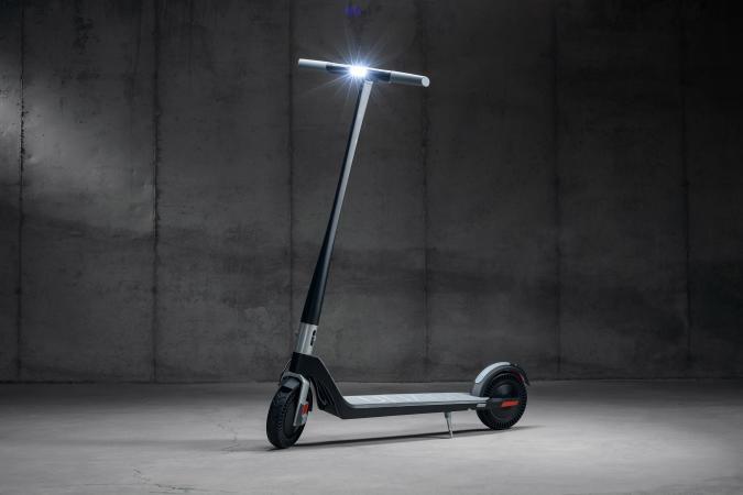 An Unagi scooter
