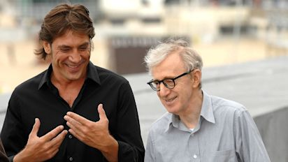 Bardem 'absolutely not' ashamed to work with Allen