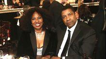 Denzel Washington Schools Pushy Fan On Photo Etiquette At Golden Globes