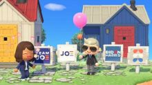 Joe Biden and Kamala Harris launch official Animal Crossing campaign signs