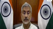Border clashes have left Sino-Indian relationship 'profoundly disturbed', says EAM Jaishankar