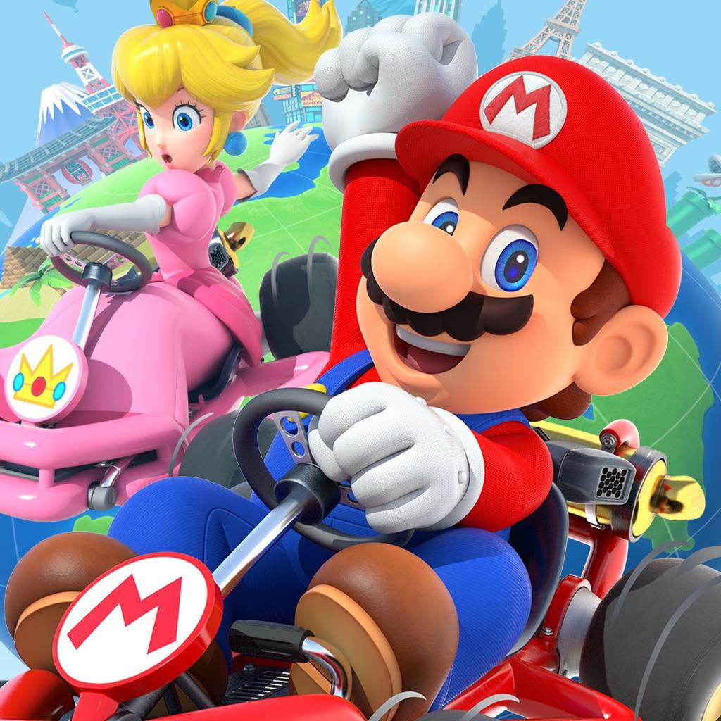 Mario Kart Tour 2019 S Top Free Iphone Game Roblox Ahead On Ipad