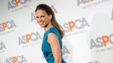 Hilary Swank Is Turning Down Movie Roles To Care For Her Sick Father