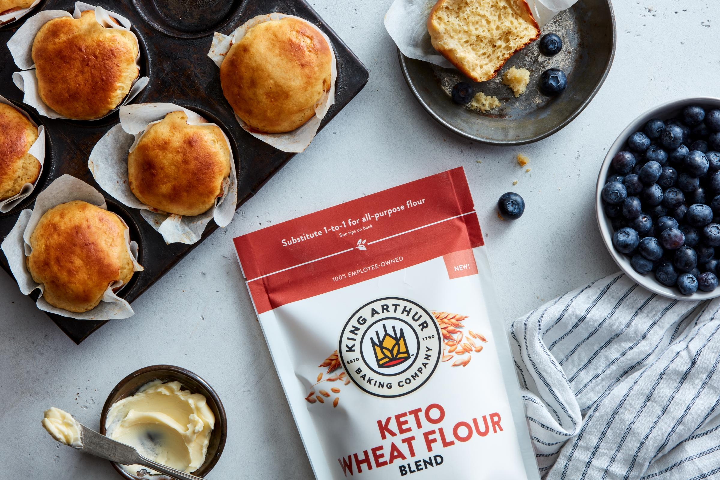 How King Arthur Baking Company has pivoted to meet the needs of homebound bakers