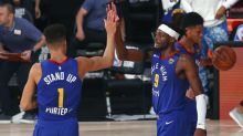 Porter posts 2nd straight 30-point game, Nuggets beat Spurs