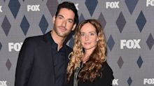 'Lucifer' Star Tom Ellis Marries Longtime Girlfriend, Writer Meaghan Oppenheimer
