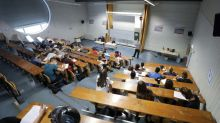 What social distancing? French students complain of packed lectures