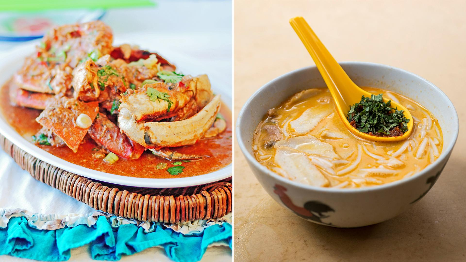 Singapore's chilli crab, Kuala Lumpur's laksa among Lonely Planet's top food experiences