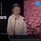 Treasury Secretary Steve Mnuchin tells climate change activist Greta Thunberg to get an economics degree