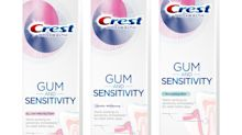 Crest® Debuts New Gum and Sensitivity Toothpaste, Formulated to Help Treat Sensitivity in as Little as Three Days