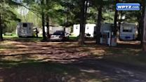 Two arrested in North Country meth lab discovery