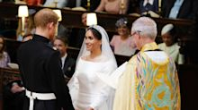 Prince Harry and Meghan Markle's royal wedding: The best pictures of the day