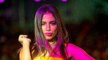 Anitta explica porque não fez festa de casamento: 'Sou uma pessoa discreta'