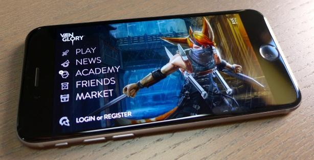 Ex-Riot Games devs' Vainglory makes MOBAs mobile on iOS