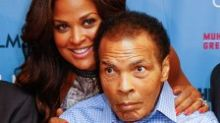 Laila Ali on Dad Muhammad's Passing: I Know 'He's His Plain, Free Self Again'