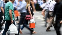 Retail spending growth beats expectations