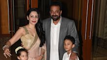 Celebs glam up for Sanjay Dutt and Shabana Azmi's Diwali bash