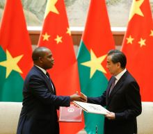China, Burkina Faso establish ties following Taiwan snub