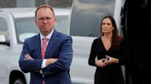 Stephanie Grisham: Mick Mulvaney 'Did A Great Job' At Disastrous Press Briefing