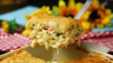 How To Make A Mac 'N' Chicken Pot Pie