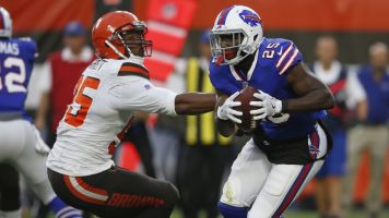 LeSean McCoy accused of child abuse