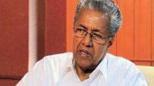 Lok Sabha poll verdict not against Kerala government: P. Vijayan