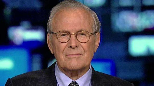 Cover-up or incompetence? Donald Rumsfeld weighs in Benghazi