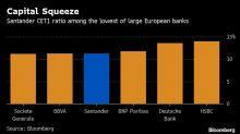 Santander Targets $1.4 Billion Cost Savings as Europe Drags