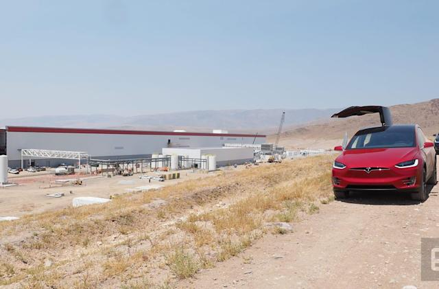 Tesla will open '2 or 3' more Gigafactories in the US