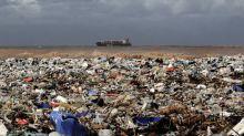 Riesige Mengen Plastikmüll im Mittelmeer